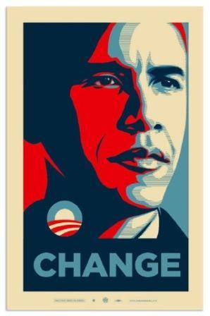 change, obama