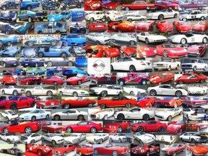 american flag cars