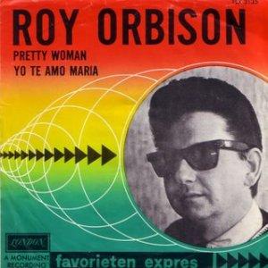 roy orbison, pretty woman