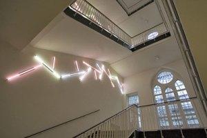 Hooigracht, stairs