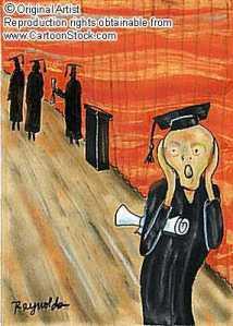 scream,graduation